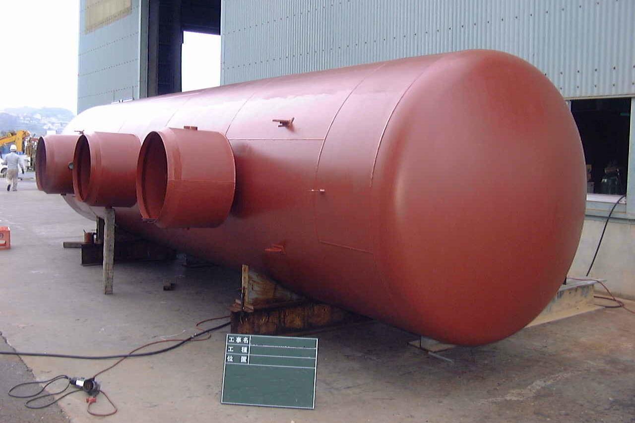 地下オイルタンク